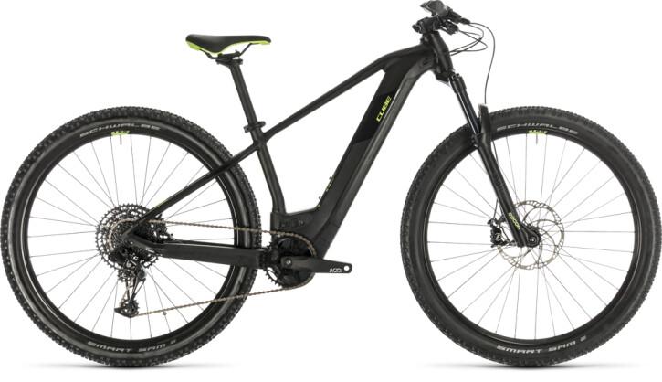 E-Bike Cube Access Hybrid SL 625 29 black´n´green 2020
