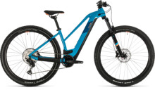E-Bike Cube Access Hybrid EXC 625 29 reefblue´n´apricot