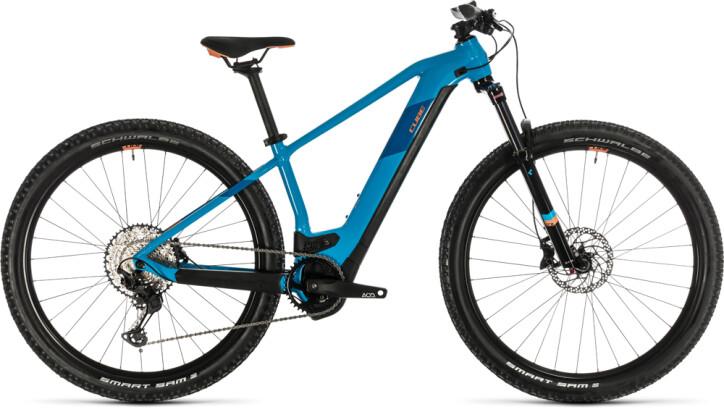 E-Bike Cube Access Hybrid EXC 500 29 reefblue´n´apricot 2020