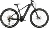 E-Bike Cube Access Hybrid EXC 625 29 iridium´n´hazypurple