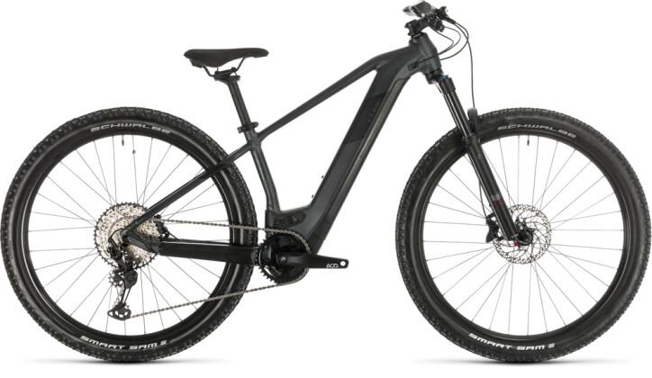 E-Bike Cube Access Hybrid EXC 625 29 iridium´n´hazypurple 2020