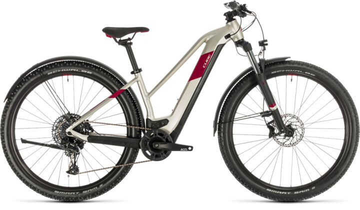 E-Bike Cube Access Hybrid EX 625 Allroad 29 titan´n´berry 2020