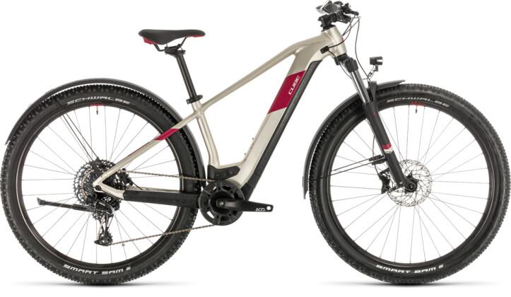 E-Bike Cube Access Hybrid EX 500 Allroad 29 titan´n´berry 2020