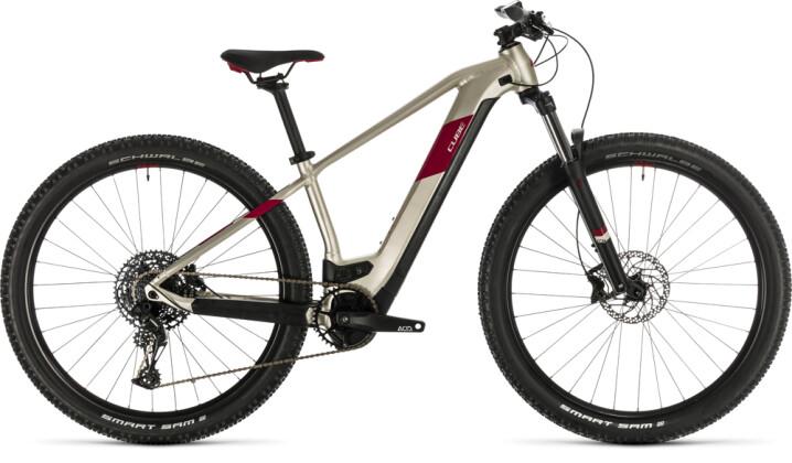 E-Bike Cube Access Hybrid EX 500 29 titan´n´berry 2020