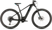 E-Bike Cube Access Hybrid EX 500 29 black´n´aqua