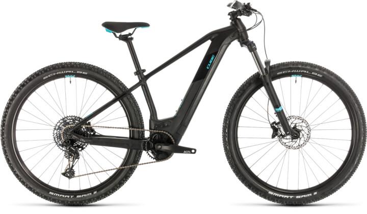 E-Bike Cube Access Hybrid EX 500 29 black´n´aqua 2020