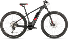 E-Bike Cube Access Hybrid Race 500 iridium´n´red