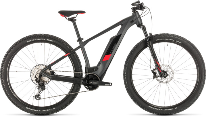 E-Bike Cube Access Hybrid Race 500 iridium´n´red 2020