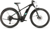 E-Bike Cube Access Hybrid Pro 500 Allroad black´n´mint
