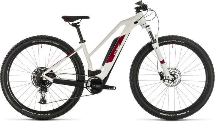 E-Bike Cube Access Hybrid Pro 500 white´n´berry 2020