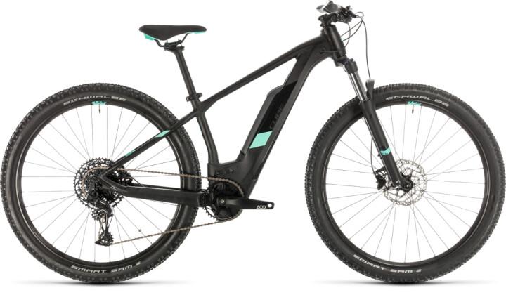 E-Bike Cube Access Hybrid Pro 500 black´n´mint 2020