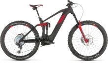 E-Bike Cube Stereo Hybrid 160 HPC SLT 27.5 625 carbon´n´red