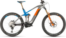E-Bike Cube Stereo Hybrid 160 HPC Actionteam 27.5 625