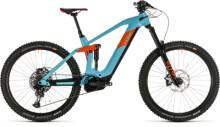 E-Bike Cube Stereo Hybrid 160 HPC SL 625 27.5 glacierblue