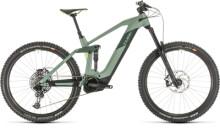 E-Bike Cube Stereo Hybrid 160 HPC SL 625 27.5 green