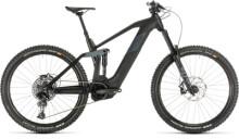 E-Bike Cube Stereo Hybrid 160 HPC SL 625 27.5 carbon´n´grey