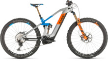 e-Mountainbike Cube Stereo Hybrid 140 HPC Actionteam 625 29 actionteam