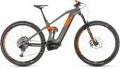 e-Mountainbike Cube Stereo Hybrid 140 HPC TM 625 29 grey´n´orange