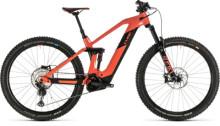 e-Mountainbike Cube Stereo Hybrid 140 HPC SL 625 29 red´n´black