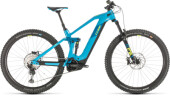 e-Mountainbike Cube Stereo Hybrid 140 HPC SL 625 29 reefblue´n´yellow