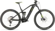 e-Mountainbike Cube Stereo Hybrid 140 HPC SL 625 29 iridium´n´green