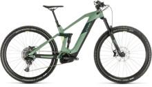 e-Mountainbike Cube Stereo Hybrid 140 HPC Race 625 29 green