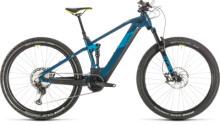 E-Bike Cube Stereo Hybrid 120 SL 625 29 blue´n´yellow
