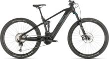 E-Bike Cube Stereo Hybrid 120 SL 625 29 black´n´grey