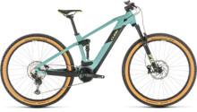 E-Bike Cube Stereo Hybrid 120 Race 625 29 frozengreen´n´green
