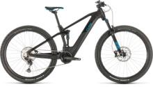 E-Bike Cube Stereo Hybrid 120 Race 625 29 black´n´blue