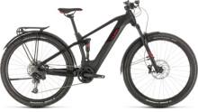 E-Bike Cube Stereo Hybrid 120 Pro 625 Allroad 29 black´n´red