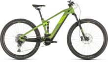 E-Bike Cube Stereo Hybrid 120 Pro 500 29 green´n´green