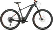 E-Bike Cube Elite Hybrid C:62 Race 625 29 grey´n´orange