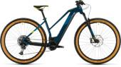 E-Bike Cube Reaction Hybrid SL 625 29 blue´n´yellow