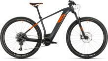 E-Bike Cube Reaction Hybrid SL 625 29 grey´n´orange