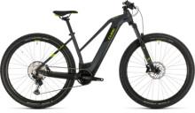 E-Bike Cube Reaction Hybrid EXC 500 29 iridium´n´green