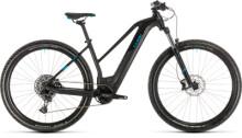 E-Bike Cube Reaction Hybrid EX 625 29 black´n´blue