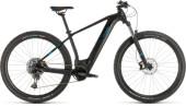 E-Bike Cube Reaction Hybrid EX 500 29 black´n´blue