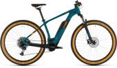 E-Bike Cube Reaction Hybrid Pro 500 pinetree´n´orange