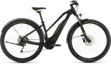 E-Bike Cube Acid Hybrid ONE 500 Allroad 29 black´n´green