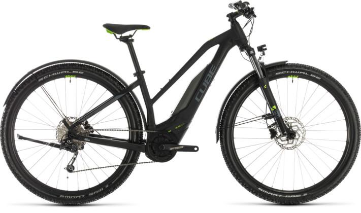 E-Bike Cube Acid Hybrid ONE 500 Allroad 29 black´n´green 2020