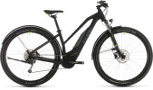 E-Bike Cube Acid Hybrid ONE 400 Allroad 29 black´n´green