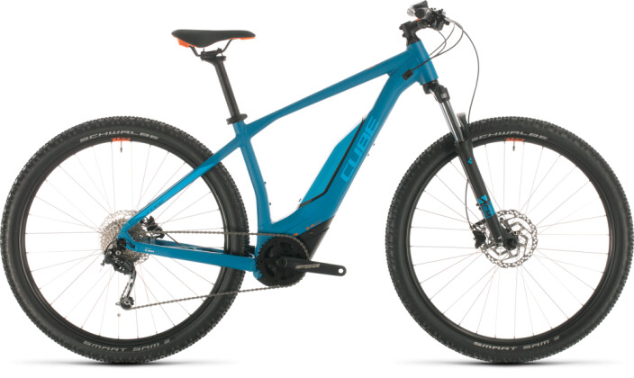 E-Bike Cube Acid Hybrid ONE 500 29 blue´n´orange 2020