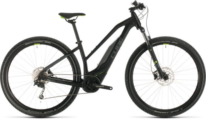 E-Bike Cube Acid Hybrid ONE 400 29 black´n´green 2020