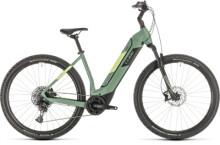 E-Bike Cube Nuride Hybrid EXC 625 green´n´sharpgreen