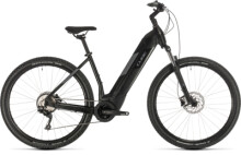 E-Bike Cube Nuride Hybrid Pro 500 black´n´grey