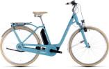 E-Bike Cube Ella Cruise Hybrid 500 blue´n´blue