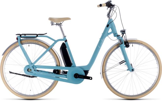 E-Bike Cube Ella Cruise Hybrid 400 blue´n´blue 2020