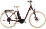E-Bike Cube Ella Ride Hybrid 500 red´n´white