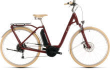 E-Bike Cube Ella Ride Hybrid 500 red´n´white
